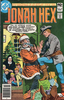 Jonah Hex #34 Santa Claus Is Coming To Town... VGFN