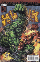 Incredible Hulk #74 Big Things! VF