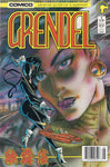 Grendel #1 News Stand Variant Mature Readers FVF