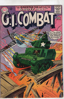 "G.I. Combat #112 ""The Ghost Ace!"" Silver Age Classic VGFN"