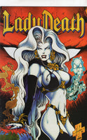 Lady Death II: Between Heaven & Hell #4 of 4 Mature Readers VFNM