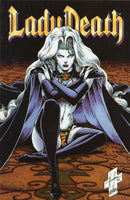 Lady Death: The Odyssey #3 of 4 Mature Readers VF