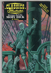 Classics Illustrated: Moby Dick & Notes, Herman Melville, VF