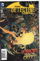 "Detective Comics #52 DC New 52 Series ""Horrors From The Crypt!"" FVF"