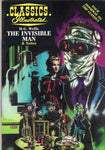 Classics Illustrated: The Invisible Man & Stories, H.G. Wells, VF