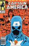 Captain America #333 Who Will Be Next? News Stand Variant FVF
