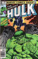 Incredible Hulk #261 The Absorbing Man FN