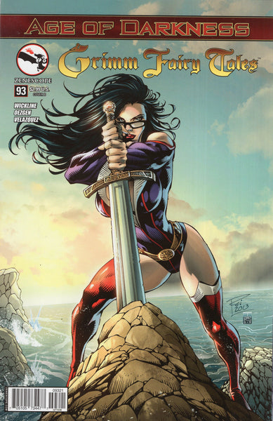 Grimm Fairy Tales #93 Cover B Mature Readers VF-