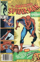 Amazing Spider-Man #259 The Original Is Back! VG