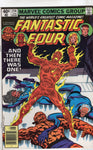 "Fantastic Four #214 ""And Then There Was One!"" Byrne Art Bronze Age FVF"
