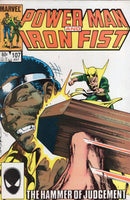 Power Man And Iron Fist #107 The Hammer Of Judgement FN