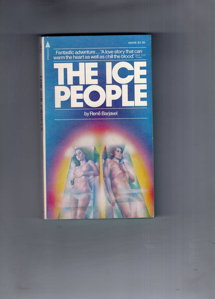 "Rene' Barjavel ""The Ice People"" Sci-Fi Paperback FN"