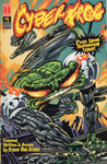 Cyber Frog #1 First Spine Shattering Issue by Ethan Van Sciver HTF Indy Mature Readers VF