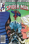Spectacular Spider-Man #82 with The Punisher, The Kingpin, and Early Cloak & Dagger App. News Stand Variant VFNM