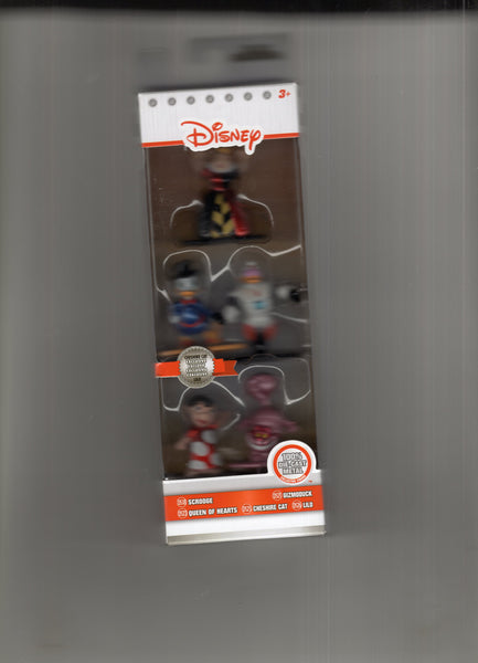 Disney Nano Metalfigs Set Jada Sealed in Box New