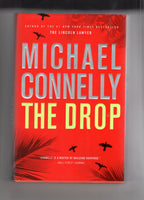 "Michael Connelly ""The Drop"" First Edition Hardcover 2011 VF"