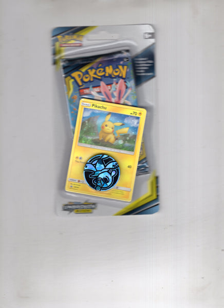 Pokemon Sun & Moon Card Booster Pack Sealed New Pikachu