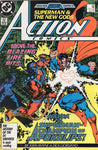 Action Comics #586 John Byrne Story & Art FN