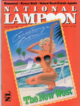 National Lampoon Magazine August 1982 Mature Readers VF