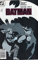 Batman #407 Year One Part 4 HTF News Stand Variant VF