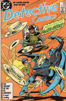 "Detective Comics #573 ""The Mad Hatter!"" VGFN"