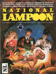 National Lampoon Magazine December 1982 Mature Readers! VF