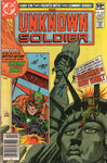 "Unknown Soldier #253 ""Nightmare In New York!"" News Stand Variant VGFN"