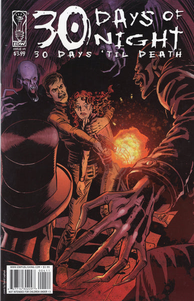 30 Days of Night: 30 Days Til Death #4 VF