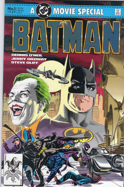 A DC Movie Special Batman #1 VF
