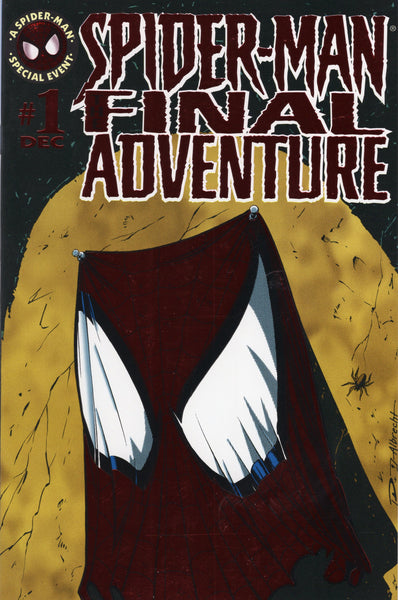 Spider-Man: The Final Adventure #1 NM-
