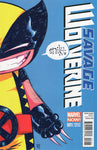 Savage Wolverine #1 Scotti Young Variant 2031 NM-