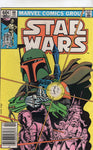 Star Wars #68 Boba Fett! Super Key News Stand Variant FN