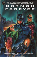 Batman Forever The Official Comic Adaptation Prestige Format VF