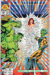 Incrdible Hulk #400 Special Foil Cover NM