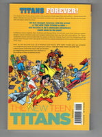 New Teen Titans Trade Paperback Volume Two Wolfman Perez VF