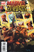 Marvel Zombies vs Army Of Darkness #1 Ash Doesn't Stand A Chance! VF