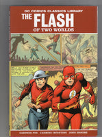 "DC Comics Classics Library ""The Flash Of Two Worlds"" Trade Hardcover VFNM"
