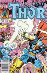 Thor #339 Beta Ray Bill Gets Hammered! Simonson Art News Stand Variant NM-