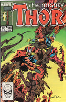 Thor #340 Team-Up With Beta Ray Bill & Simonson Art FVF