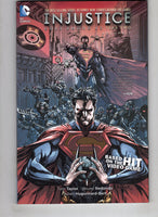 Injustice Gods Among Us Year Two Volume 1 VFNM
