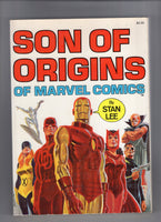 Marvel Fireside Books Son Of Origins Bronze Age Classic HTF 1st Print VGFN