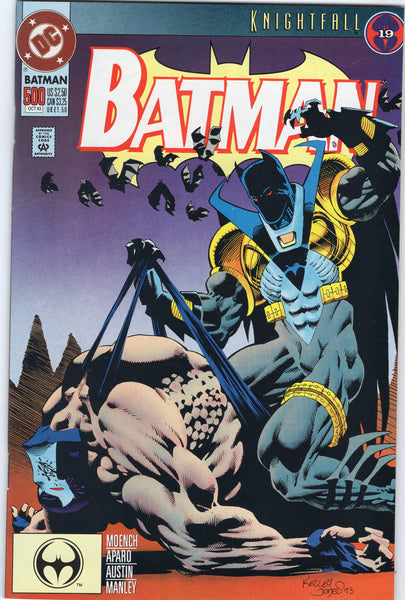 Batman #500 Standard Cover VFNM