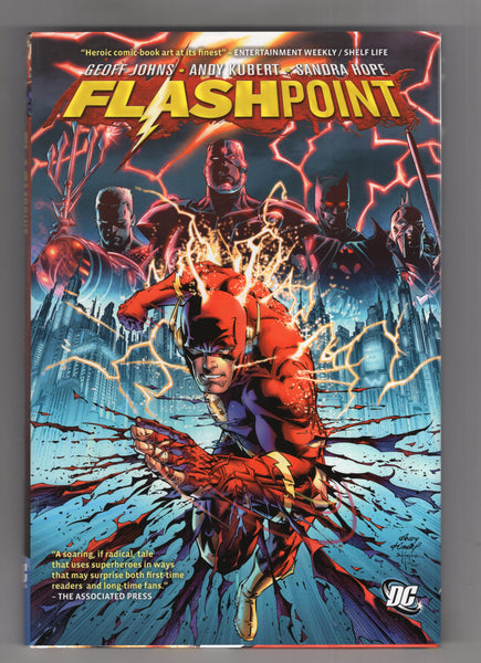 Flashpoint Trade Hardcover 2011 VFNM
