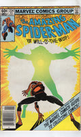 Amazing Spider-Man #234 Will O' The Wisp! News Stand Variant VG