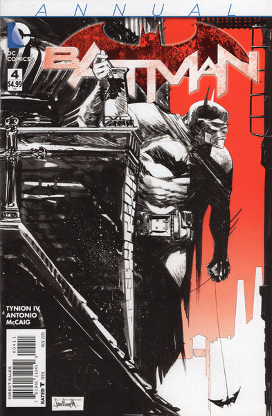 Batman Annual #4 (New 52 Series) VF