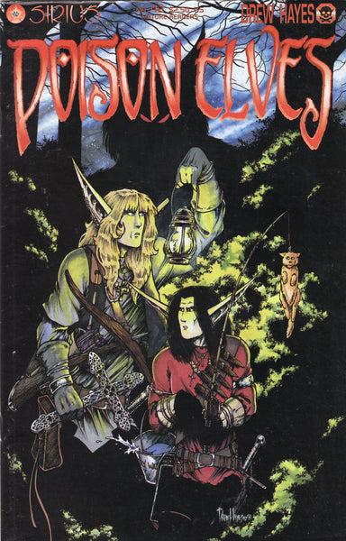 Poison Elves #42 Drew Hayes Mature Readers FN
