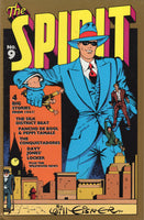 The Spirit #9 The Origin Years Will Eisner FVF