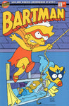 Bartman #5 (Simpsons) Lisa And Maggie Take Over! VFNM