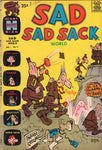 Sad Sad Sack World #11 Silver Age Humor VG+