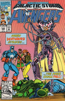 Avengers #346 Deathbird and First Appearance Of Starforce! VF